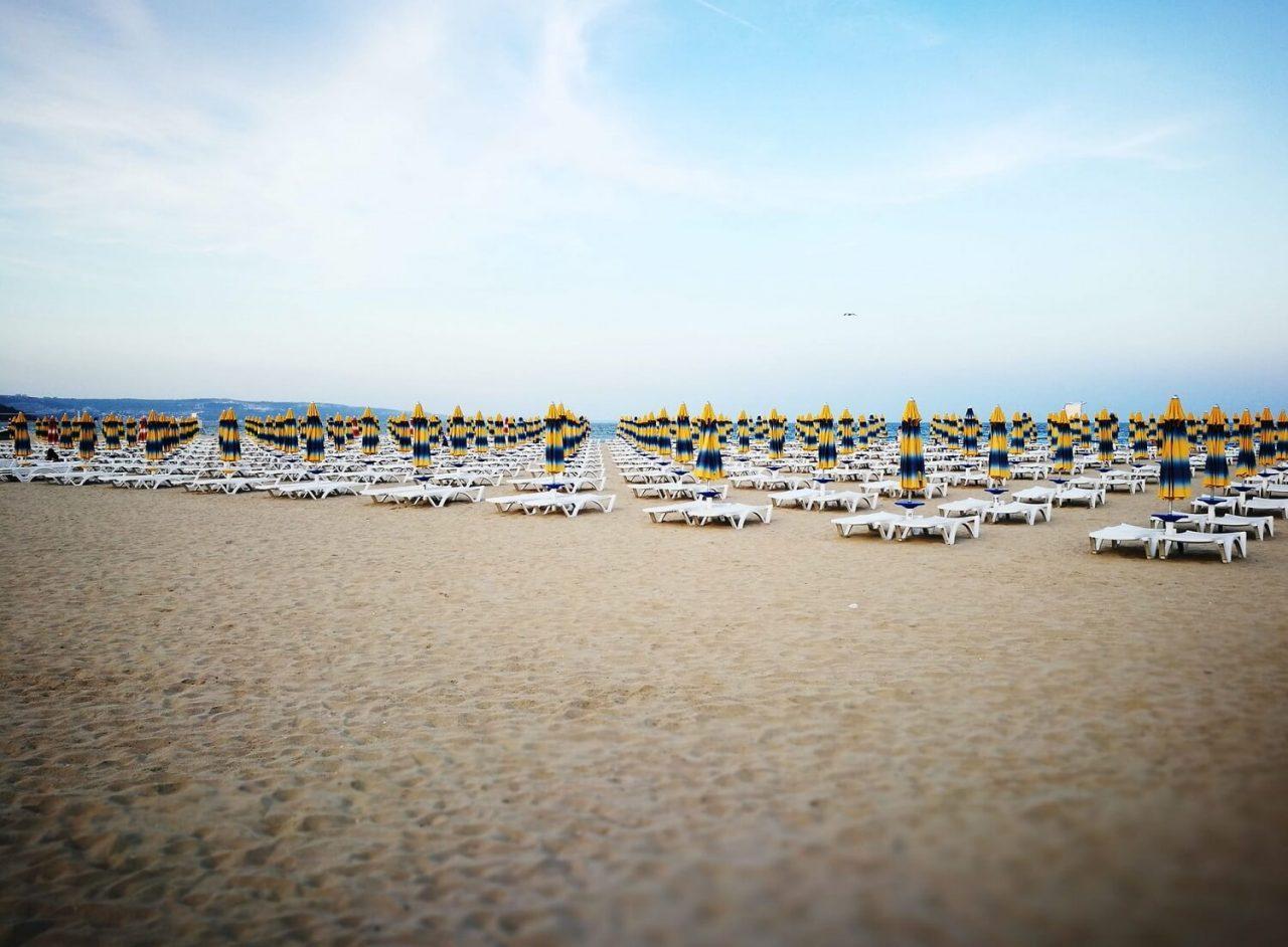 Albena strandja