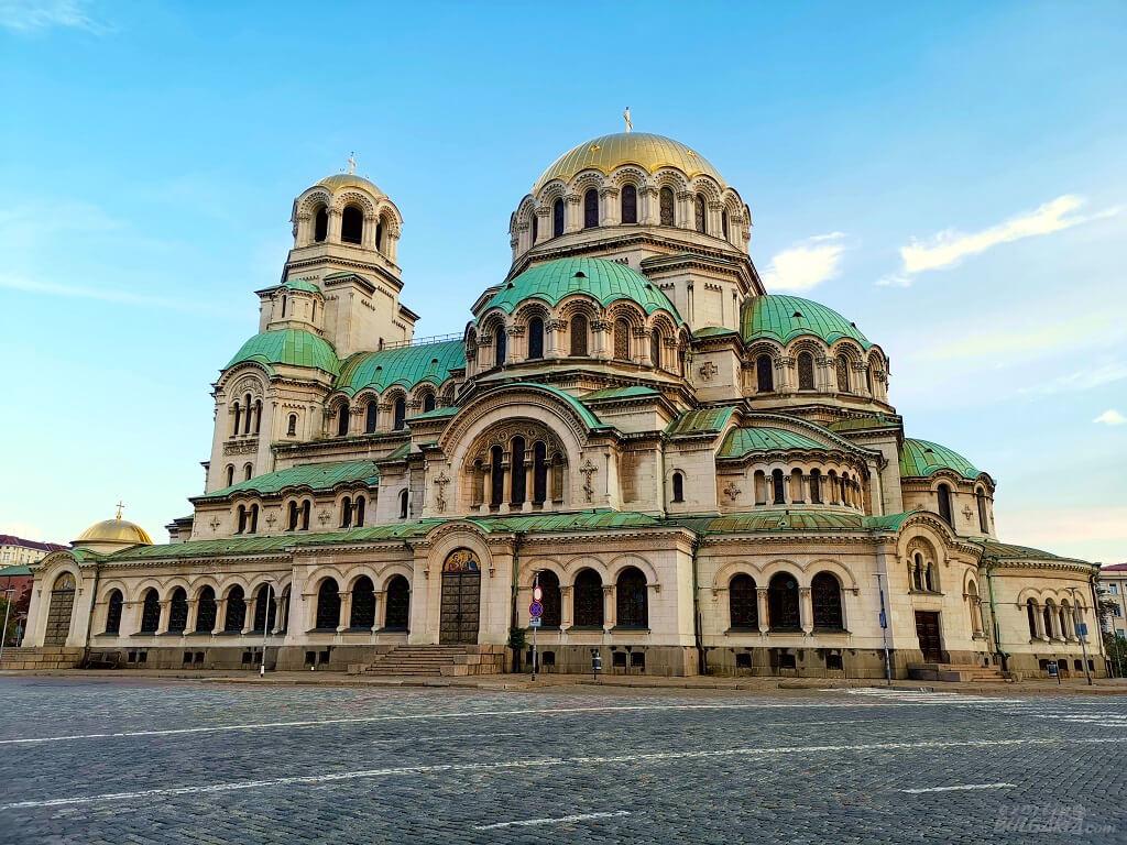 Az Alekszandr Nyevszkij-székesegyház