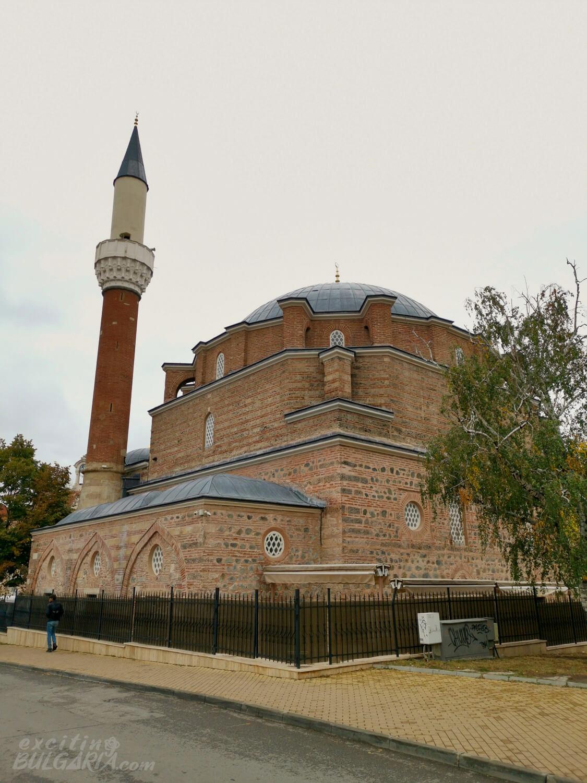 Banja Basi mecset, Szófia