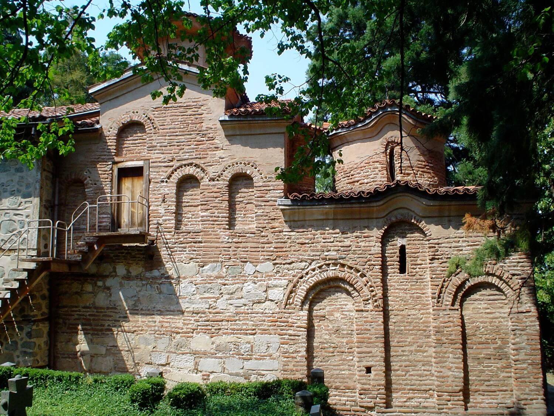 A Bojana-templom