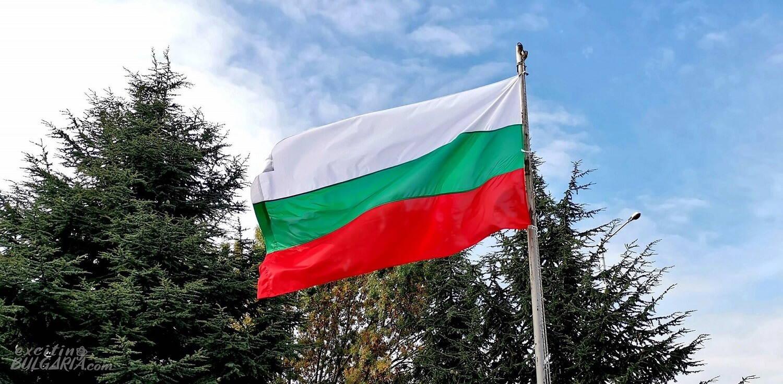 A bolgár zászló