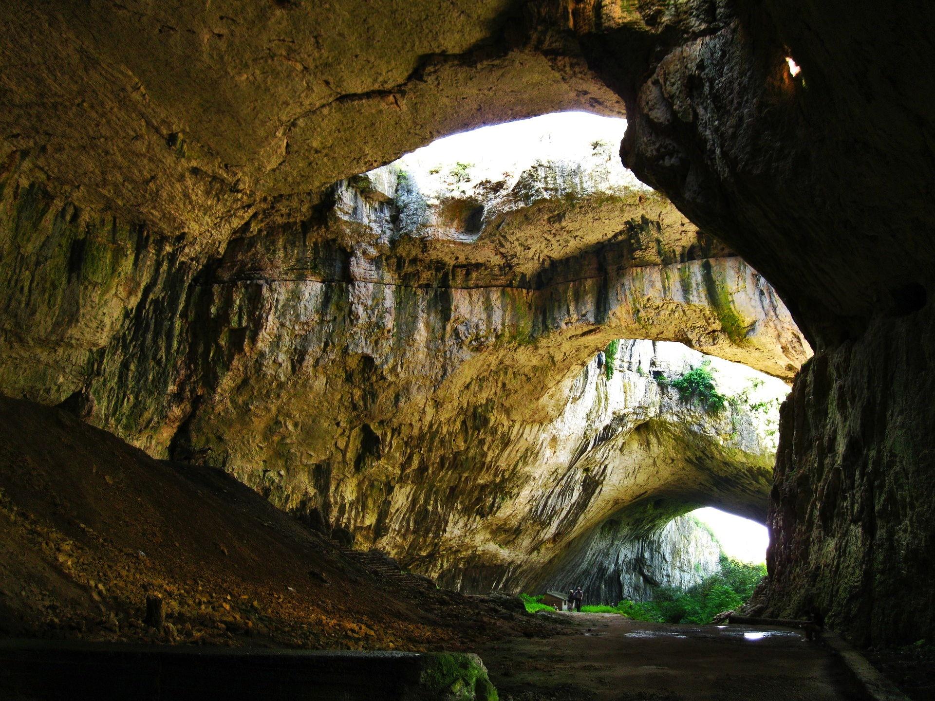 A Devetaki barlang