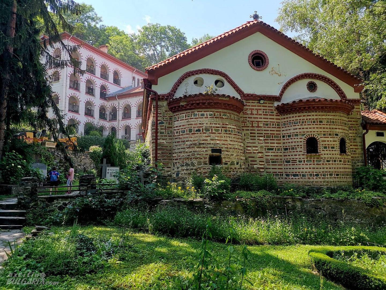 A Dragalevci kolostor