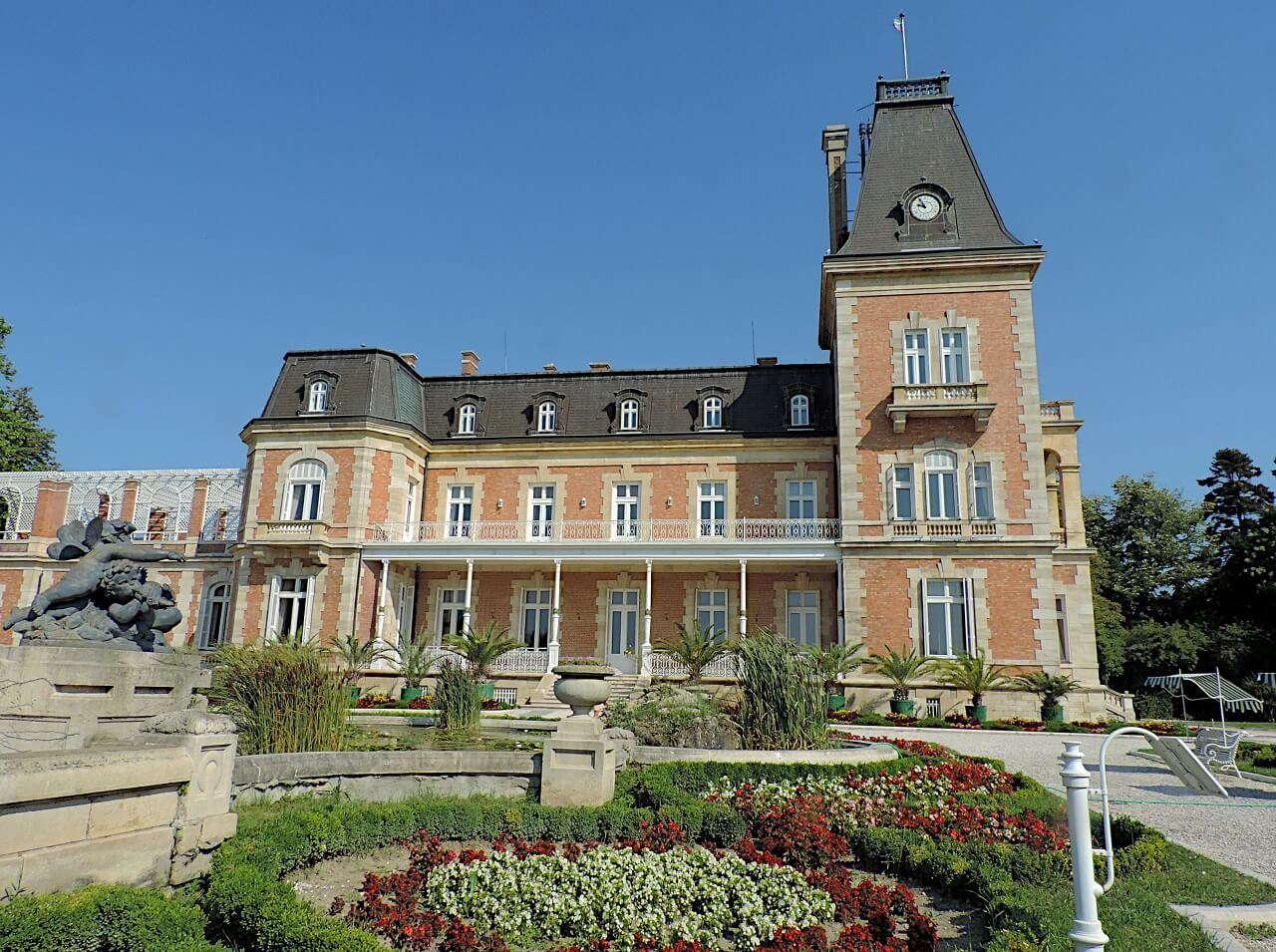 Euxinograd palotája