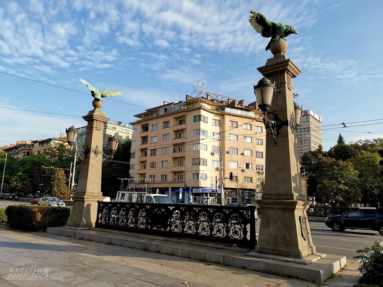 Sas-híd, Szófia, Bulgária