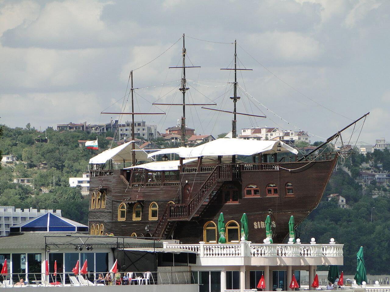 Sirius hajóétterem